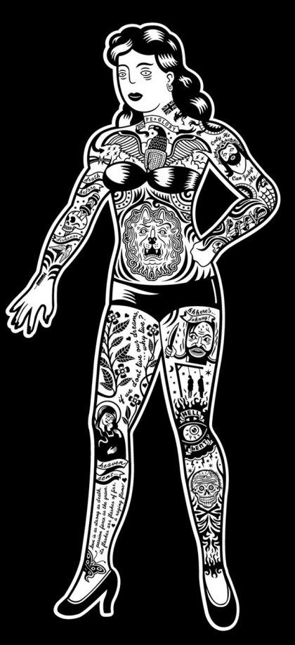 tattoolady