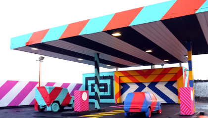 No.27 Maser InstallationLORES